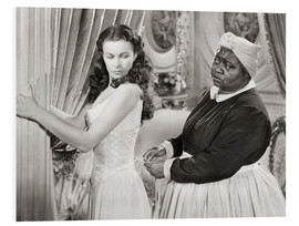 Cuadro de PVC  Gone With The Wind, 1939