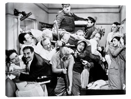 Lienzo  The Marx Brothers, 1935
