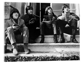Cuadro de metacrilato  The Beatles, 1965