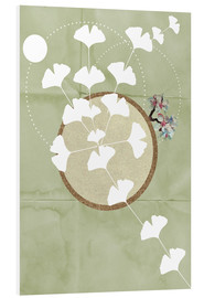 Forex  GINGKO TREE BY 5 CLOCK EARLY - Sabrina Alles Deins