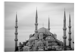 Cuadro de metacrilato  the blue mosque in Istanbul / Turkey - gn fotografie
