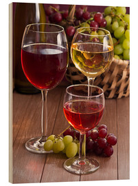 Madera  Wine in glasses - Edith Albuschat