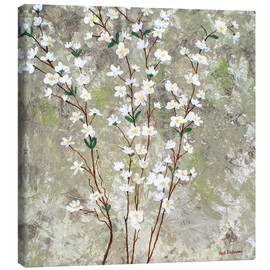 Lienzo  Pear Blossoms I - Herb Dickinson