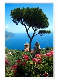 Póster Italy Ravello View2