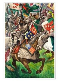 Póster Battle of Bosworth