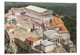 Forex  The Acropolis and Parthenon - Roger Payne