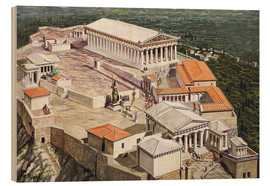 Roger Payne - The Acropolis and Parthenon