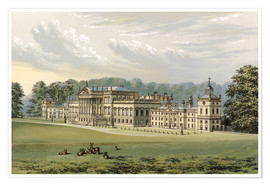 Póster  Wentworth Woodhouse - Alexander Francis Lydon