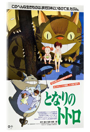 Metacrilato  My Neighbor Totoro