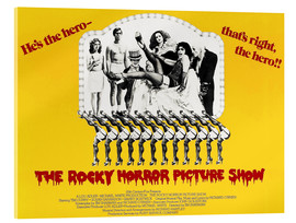 Cuadro de metacrilato  The Rocky Horror Picture Show
