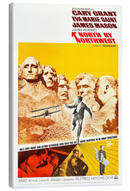 Lienzo  North by Northwest