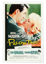 Póster  Pillow Talk