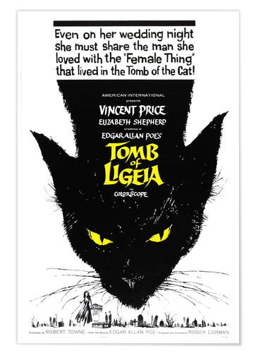Póster The Tomb of Ligeia