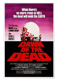 Póster  Dawn of the Dead - Entertainment Collection