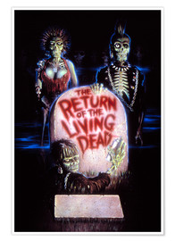 Póster  The Return of the Living Dead