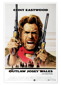 Póster  The Outlaw Josey Wales
