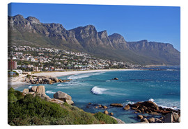 Lienzo  Camps Bay, Cape Town, South Africa - wiw
