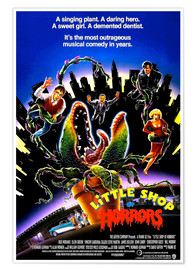 Póster  Little Shop of Horrors