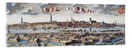 Metacrilato  Bremen, Germany, 1719