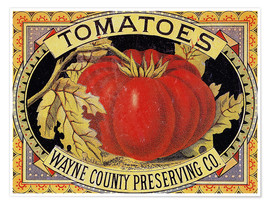Póster  Tomatoes