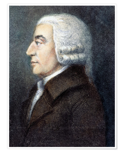 Póster Adam Smith