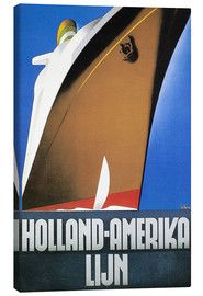 Lienzo  Holland-Amerika - Wim ten Broek