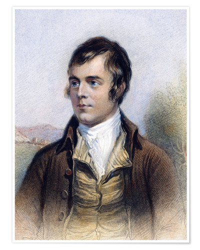 Póster Robert Burns