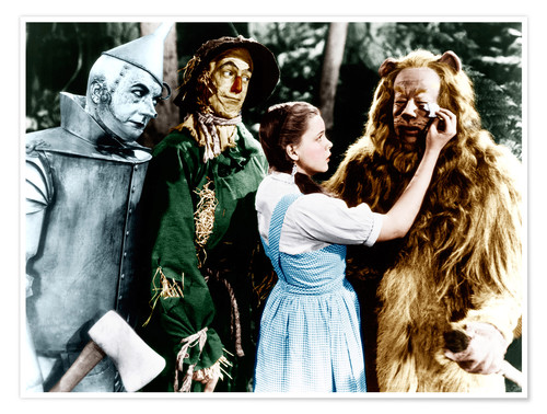 Póster The Wizard of Oz