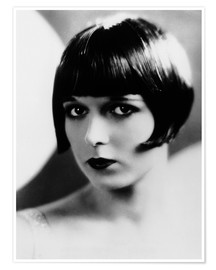 Póster Louise Brooks, ca. late 1920s