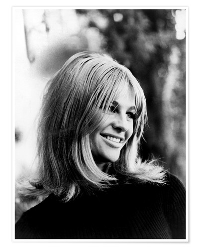 Póster Julie Christie