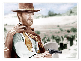 Póster  The Good, the Bad and the Ugly