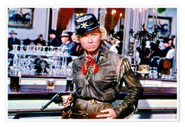 Póster  CALAMITY JANE, Doris Day, 1953