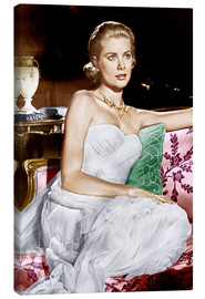 Lienzo  To Catch a Thief, Grace Kelly, 1955
