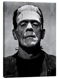 Lienzo  Boris Karloff as Frankenstein