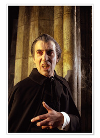 Póster  Taste the Blood of Dracula ?, Christopher Lee, 1970