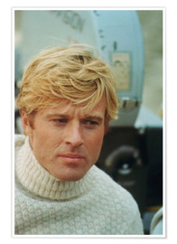 Póster  THE WAY WE WERE, Robert Redford, 1973