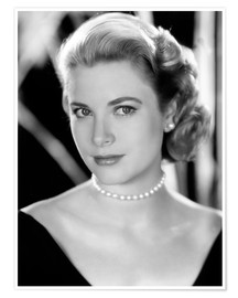 Póster Grace Kelly, 1953