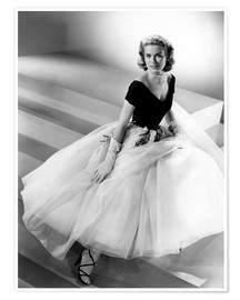 Póster  Grace Kelly