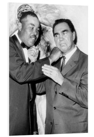 Cuadro de PVC  Max Schmeling and Joe Louis