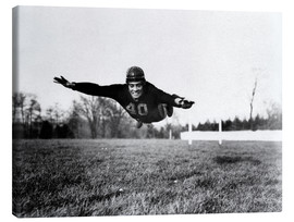 Lienzo  Vince Lombardi, (1913-1970), future General manager of the Green Bay Packers and one of the most suc