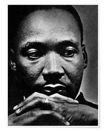 Póster  Martin Luther King Jr.