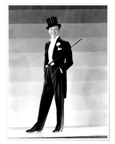 Póster Fred Astaire in 1930
