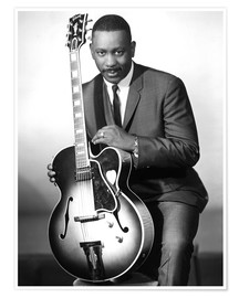 Póster  Wes Montgomery