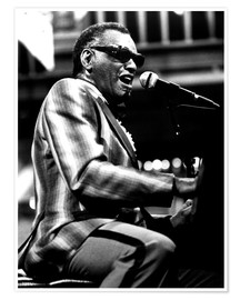 Póster  Ray Charles