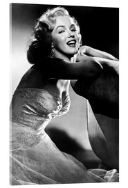 Metacrilato  ALL ABOUT EVE, Marilyn Monroe