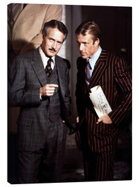 Lienzo  THE STING, from left: Paul Newman, Robert Redford, 1973