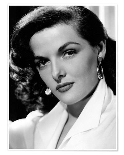 Póster Jane Russell