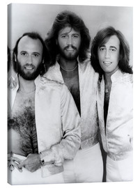 Lienzo  The Bee Gees