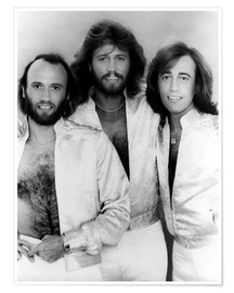 Póster The Bee Gees
