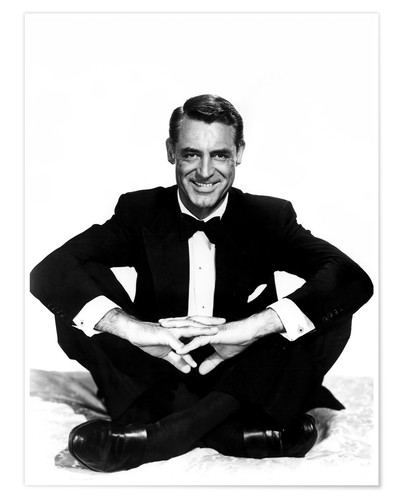 Póster Cary Grant